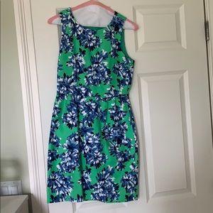Flattering J. Crew Dress with pockets!